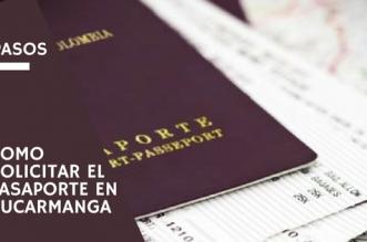 Como solicitar el pasaporte en Bucaramanga